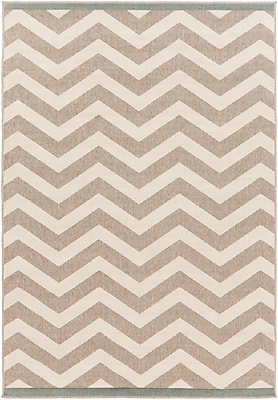 "Surya Alfresco ALF9645-3656 Machine Made Rug, 3'6"" x 5'6"" Rectangle"