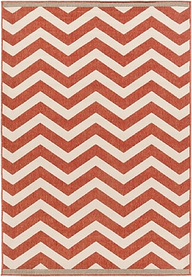 Surya Alfresco ALF9647-3656 Machine Made Rug, 3'6