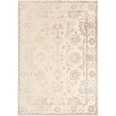 Surya Basilica BSL7212-5276 Machine Made Rug, 5'2