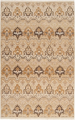 Surya Cambridge CMB8000-23 Hand Knotted Rug, 2' x 3' Rectangle