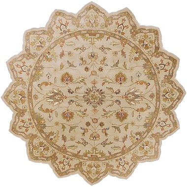 Surya Crowne CRN6011-8STAR Hand Tufted Rug, 8' Star
