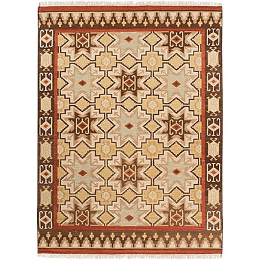 Surya Jewel Tone II JTII2034-811 Hand Woven Rug, 8' x 11' Rectangle