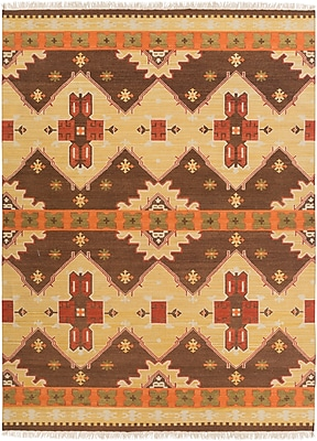 Surya Jewel Tone II JTII2035-811 Hand Woven Rug, 8' x 11' Rectangle