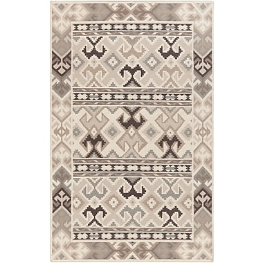 Surya Jewel Tone II JTII2055-58 Hand Woven Rug, 5' x 8' Rectangle