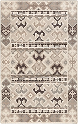 Surya Jewel Tone II JTII2055-811 Hand Woven Rug, 8' x 11' Rectangle