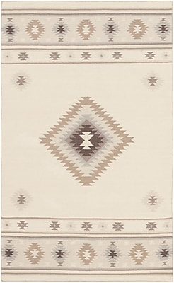 Surya Jewel Tone II JTII2058-58 Hand Woven Rug, 5' x 8' Rectangle