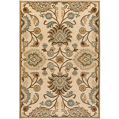 Surya Tatil TTL1012-76106 Machine Made Rug, 7'6