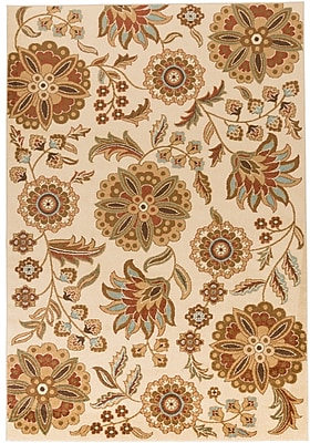 Surya Tatil TTL1014-76106 Machine Made Rug, 7'6