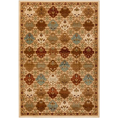 Surya Tatil TTL1018-76106 Machine Made Rug, 7'6