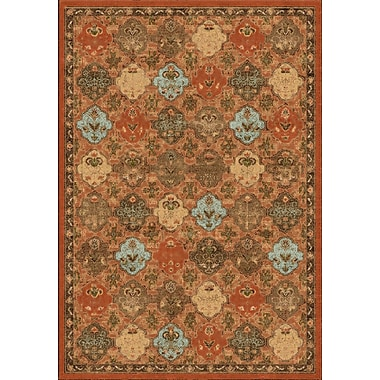 Surya Tatil TTL1019-76106 Machine Made Rug, 7'6
