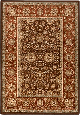 Surya Tatil TTL1020-76106 Machine Made Rug, 7'6