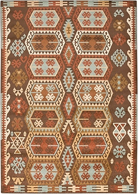 Surya Tatil TTL1025-76106 Machine Made Rug, 7'6