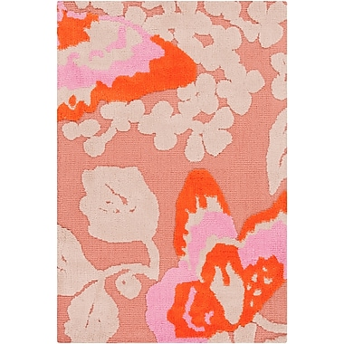 Surya Abigail ABI9003-811 Machine Made Rug, 8' x 11' Rectangle