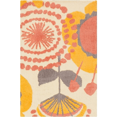 Surya Abigail ABI9043-23 Machine Made Rug, 2' x 3' Rectangle