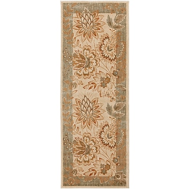 Surya Arabesque ABS3004-2773 Machine Made Rug, 2'7