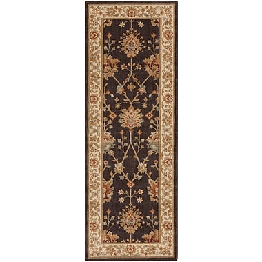 Surya Arabesque ABS3005-2747 Machine Made Rug, 2'7