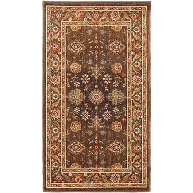 Surya Arabesque ABS3010-2773 Machine Made Rug, 2'7