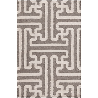 Surya Smithsonian Archive ACH1702-811 Hand Woven Rug, 8' x 11' Rectangle