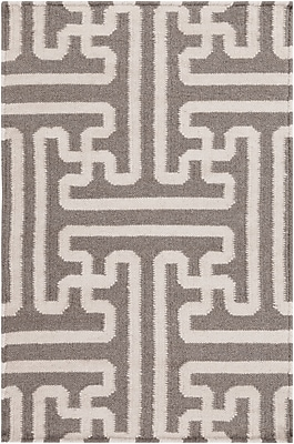 Surya Smithsonian Archive ACH1702-23 Hand Woven Rug, 2' x 3' Rectangle