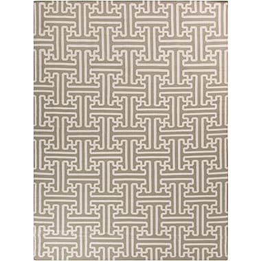 Surya Smithsonian Archive ACH1705-811 Hand Woven Rug, 8' x 11' Rectangle