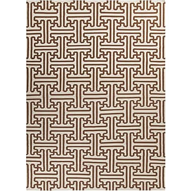 Surya Smithsonian Archive ACH1709-811 Hand Woven Rug, 8' x 11' Rectangle