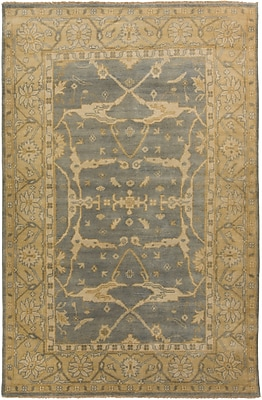 Surya Ainsley AIN1010-3959 Hand Knotted Rug, 3'9