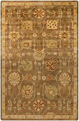 Surya Ainsley AIN1016-811 Hand Knotted Rug, 8' x 11' Rectangle