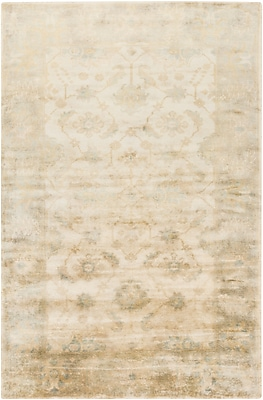 Surya Ainsley AIN1017-23 Hand Knotted Rug, 2' x 3' Rectangle