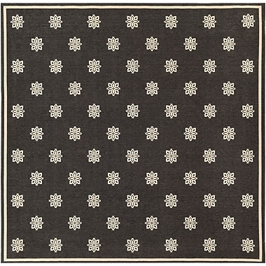 Surya Alfresco ALF9608-89SQ Machine Made Rug, 8'9