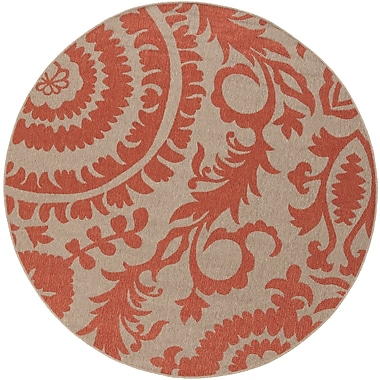 Surya Alfresco ALF9617-RD Machine Made Rug