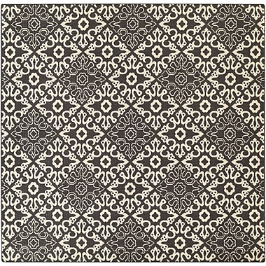 Surya Alfresco ALF9637-89SQ Machine Made Rug, 8'9
