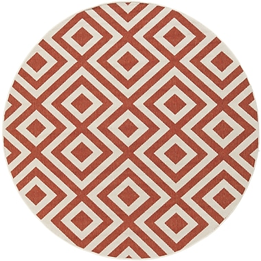 Surya Alfresco ALF9642-RD Machine Made Rug