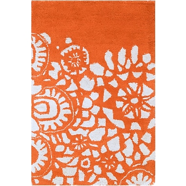 Surya KD Spain Alhambra ALH5009-811 Hand Tufted Rug, 8' x 11' Rectangle