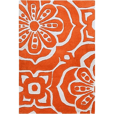 Surya KD Spain Alhambra ALH5012-811 Hand Tufted Rug, 8' x 11' Rectangle