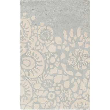 Surya KD Spain Alhambra ALH5025-811 Hand Tufted Rug, 8' x 11' Rectangle