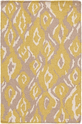 Surya Beth Lacefield Alameda AMD1052-23 Hand Woven Rug, 2' x 3' Rectangle