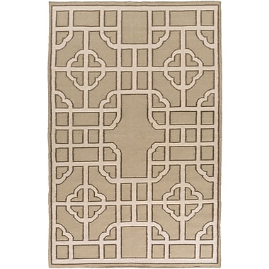 Surya Beth Lacefield Alameda AMD1066-23 Hand Woven Rug, 2' x 3' Rectangle