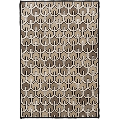 Surya Beth Lacefield Alameda AMD1075-23 Hand Woven Rug, 2' x 3' Rectangle