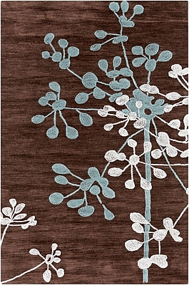 Surya Ameila AME2235-811 Machine Made Rug, 8' x 11' Rectangle