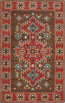Surya Arizona ARZ1004-58 Hand Tufted Rug, 5' x 8' Rectangle