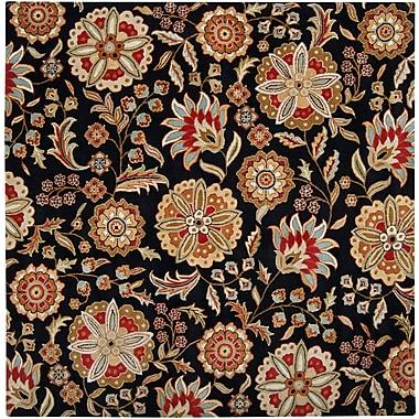 Surya Athena ATH5017-6SQ Hand Tufted Rug, 6' Square