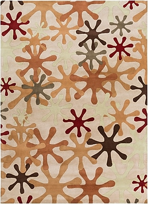 Surya Athena ATH5019-312 Hand Tufted Rug, 3' x 12' Rectangle