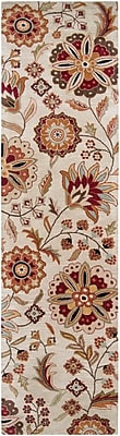 Surya Athena ATH5035-312 Hand Tufted Rug, 3' x 12' Rectangle