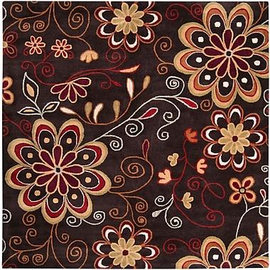 Surya Athena ATH5037-6SQ Hand Tufted Rug, 6' Square