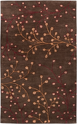 Surya Athena ATH5052-58 Hand Tufted Rug, 5' x 8' Rectangle