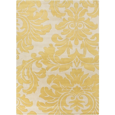 Surya Athena ATH5075-46 Hand Tufted Rug, 4' x 6' Rectangle