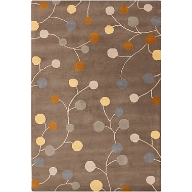 Surya Athena ATH5107-58 Hand Tufted Rug, 5' x 8' Rectangle