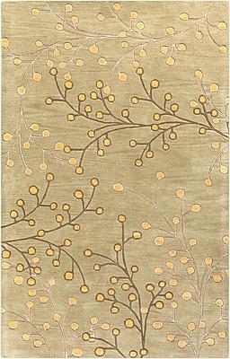 Surya Athena ATH5113-23 Hand Tufted Rug, 2' x 3' Rectangle