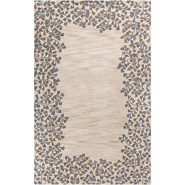 Surya Athena ATH5117-58 Hand Tufted Rug, 5' x 8' Rectangle