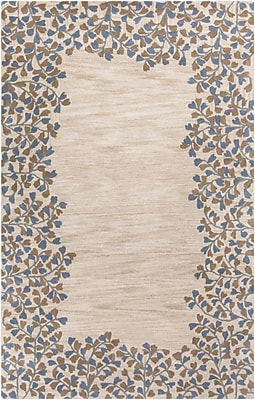 Surya Athena ATH5117-46 Hand Tufted Rug, 4' x 6' Rectangle